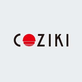 Tシャツ COZIKI(白・黒)