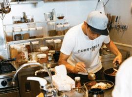 壱岐に呼ばれて スパイスカレーを島の食材だけで作ってみた。